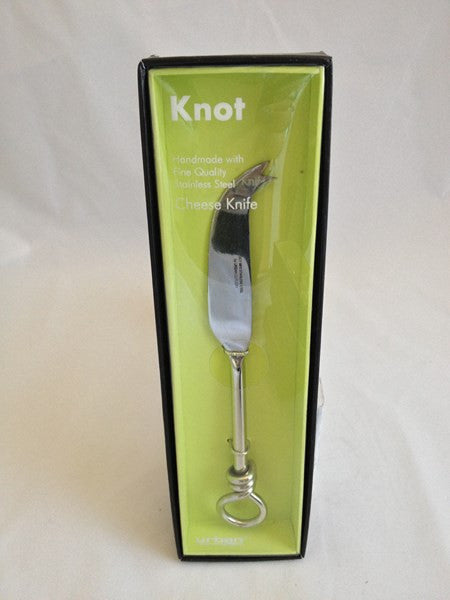 Knot Cheese Knife
