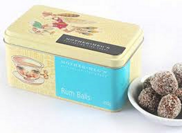 Mother Megs Festive Rum Balls 200g