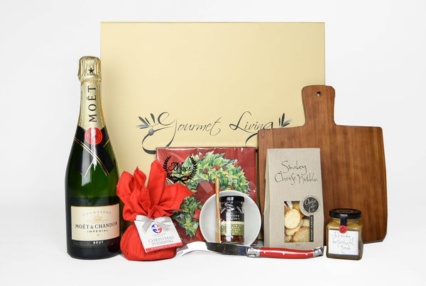Moet Christmas Delights Hamper