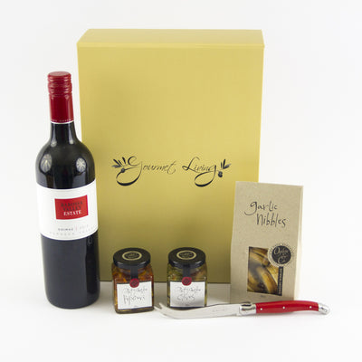 Red Wine Indulgence Hamper