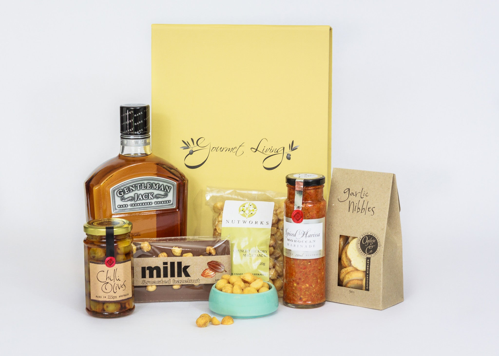 Gentlemen Jack Hamper