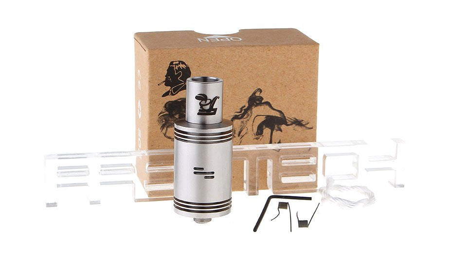 Aoklly AK41 Rebuildable Dripping Atomizer