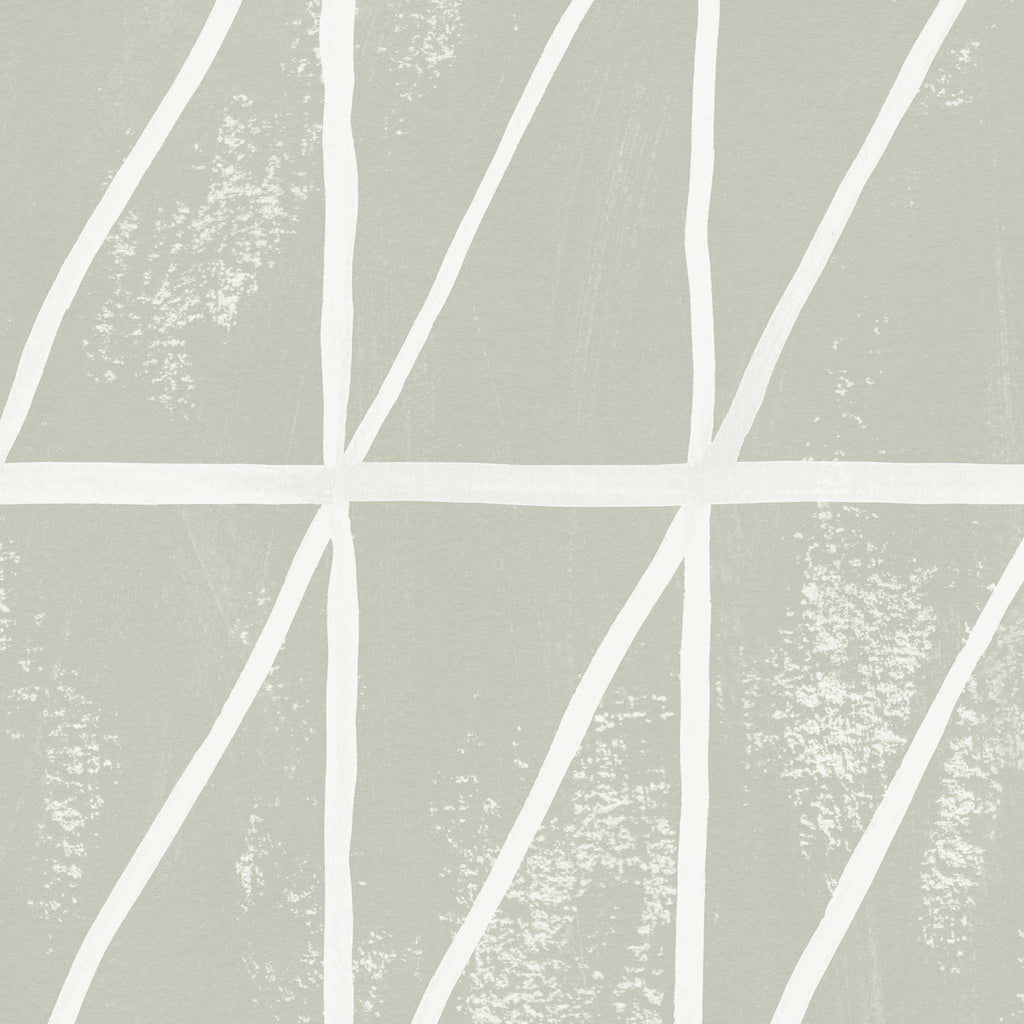 Asymmetry Wallpaper. Pistachio