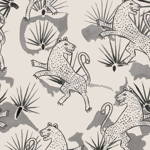 Leopard Palm Wallpaper. Day