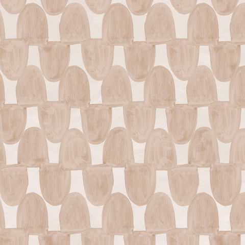 Arch Wallpaper. Chilled Coral
