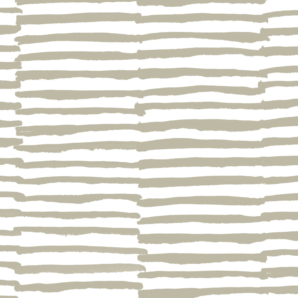 Stripes Anon Wallpaper. Stone