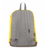 JANSPORT RIGHT PACK BACKPACK YELLOW CARD