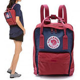 Fjallraven Kanken Mini Royal Blue-Ox Red Style F23561