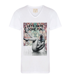 ELEVEN PARIS AGIRL M WHITE