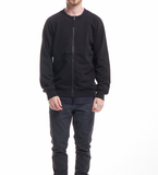 Publish Bayard Zip Up Fleece Black