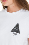 OBEY THE OCCULT CLASSIC CREW TEE