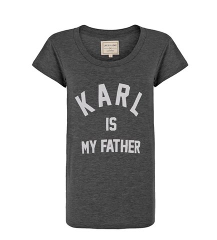 ELEVEN PARIS FARLAMAN W KARL IF MY FATHER T-Shirt