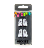 HICKIES Black Sprinkles Shoelaces