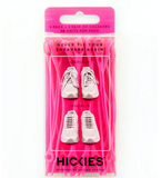 HICKIES Neon Pink Shoelaces