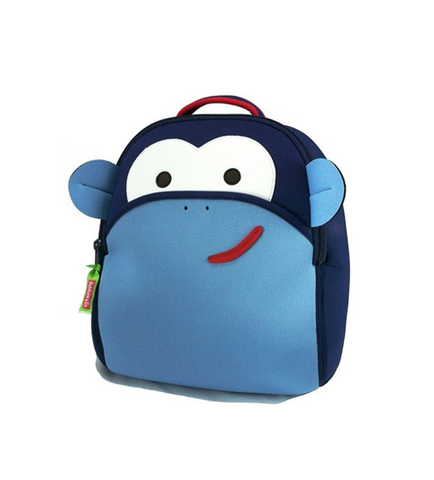 DABBAWALLA BACKPACK Blue Monkey