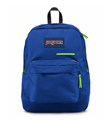 JANSPORT DIGIBREAK BLUE STREAK