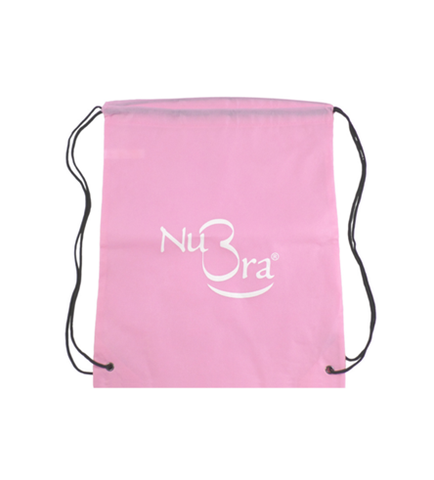 NUBRA DRAWSTRING BAG