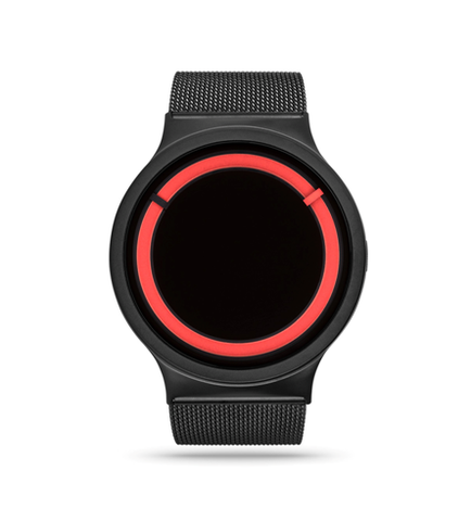 ZIIIRO ECLIPSE STEEL BLACK-RED