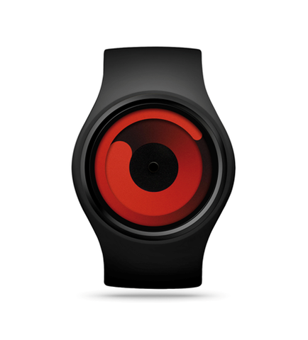 ZIIIRO GRAVITY BLACK-RED