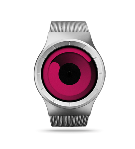 ZIIIRO MERCURY CHROME-MAGENTA