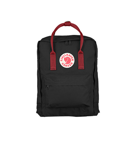 FJALLRAVEN KÅNKEN COLOR: BLACK-OX RED F23510