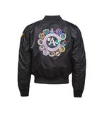 Alpha Industries Men's NASA Apollo MA-1 Bomber Jacket