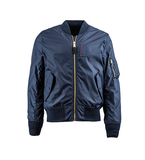 Alpha MJM45510C1 Ma-1 Skymaster Flight Jacket Replica Blue