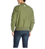 Alpha MJM45510C1 Ma-1 Skymaster Flight Jacket Sage Green
