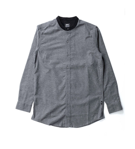 Publish Baram Shirt Charcoal