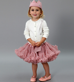 Angels Face Tea Rose Tutu