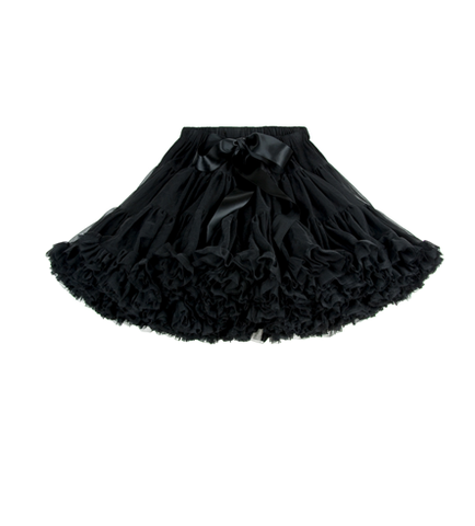 Angels Face Jet Black Tutu