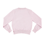 Angels Face Candyfloss Pink Bib Lace Cardi