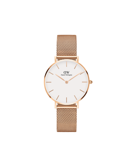 DANIEL WELLINGTON CLASSIC PETITE MELROSE GOLD 32MM