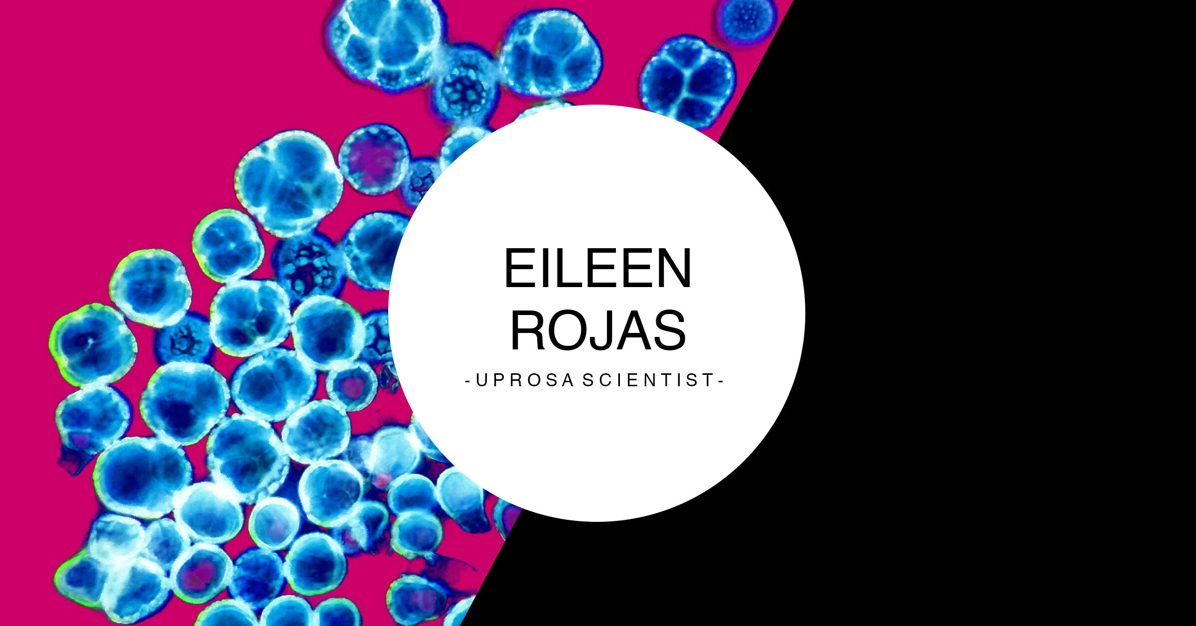 Eileen Rojas - UPROSA Scientist Collection