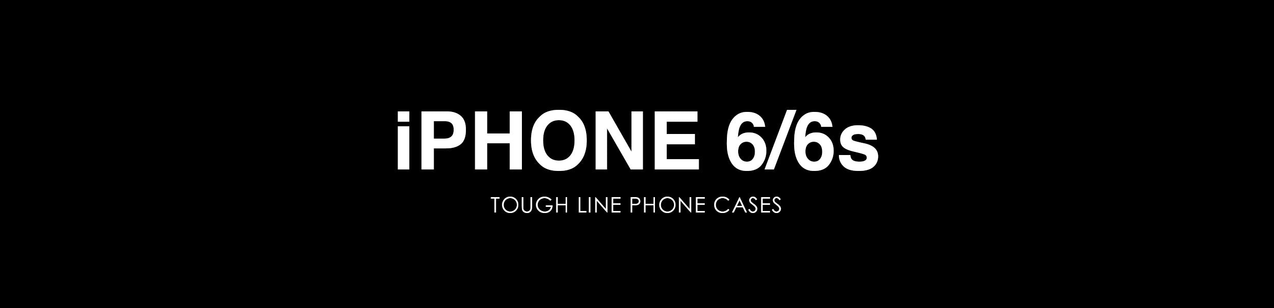 UPROSA iphone 6/6s tough line phone case