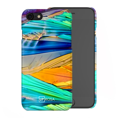 Acid Rainbow - iPhone 7 Case