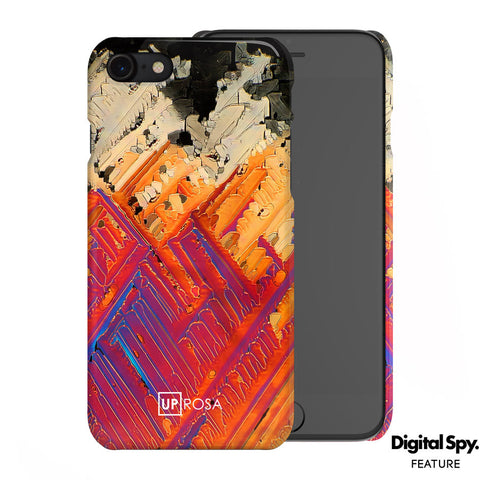 Crystalline Cliff - iPhone 7 Case