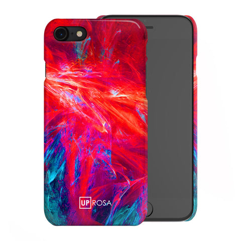 Fractal Flame - iPhone 7 Case