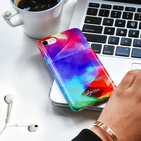 Iridescent Glass - iPhone 7 Case