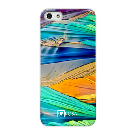 Acid Rainbow - iPhone 5/5s/se Slim Line Case