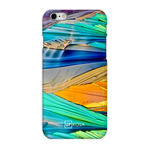 Acid Rainbow - iPhone 6/s Slim Line Case