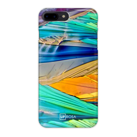 Acid Rainbow - iPhone 7 Plus Slim Line Case