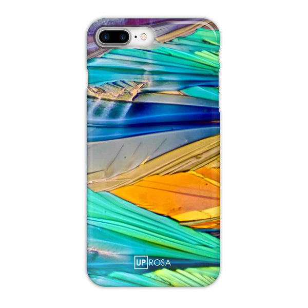 Acid Rainbow - iPhone 8 Plus Slim Line Case
