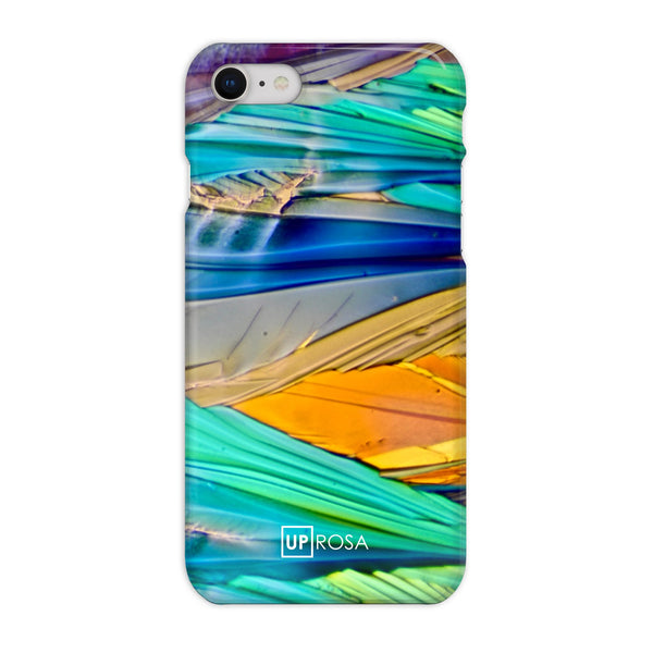 Acid Rainbow - iPhone 8 Slim Line Phone Case