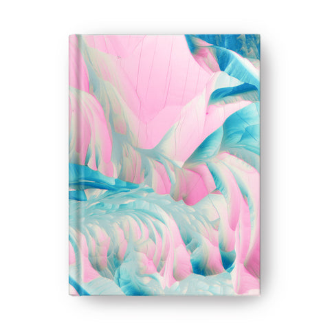 Alanine Cliffs - Hardcover Journal