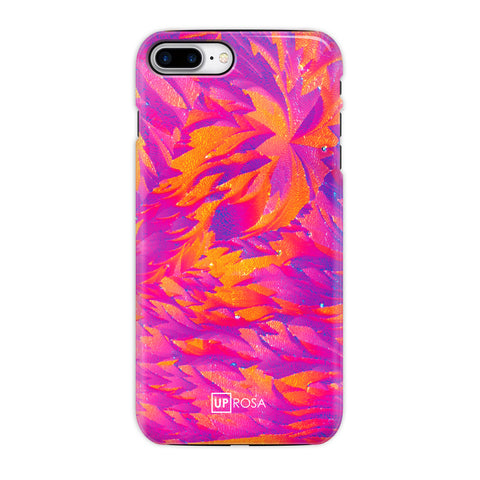 Aspirin Flowers - iPhone 7 Plus Tough Line Case
