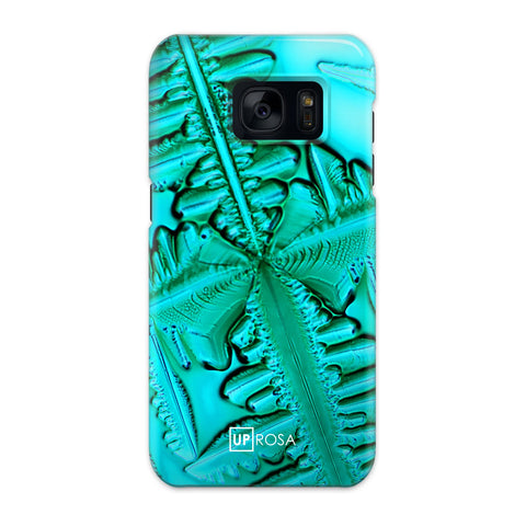 Blue Ice - Samsung Galaxy Slim Line Case