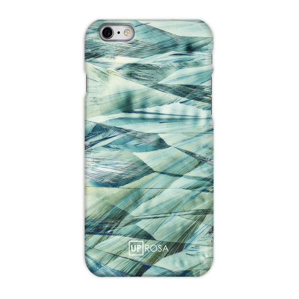 Caffeine Waves - iPhone 6/6s Slim Line Case