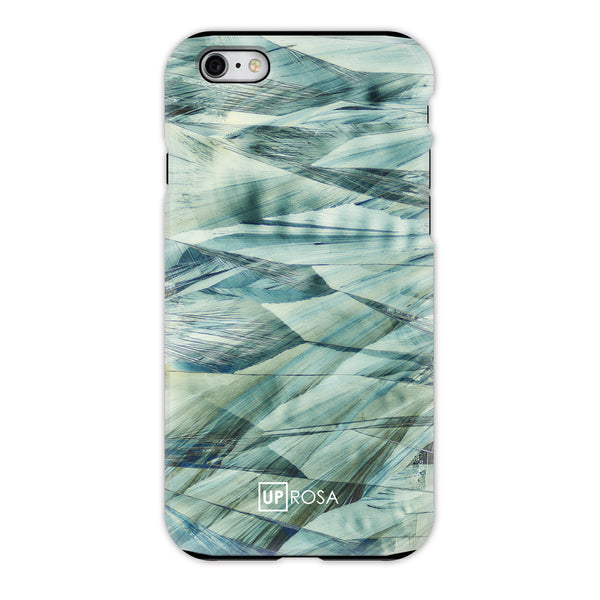 Caffeine Waves - iPhone 6 Tough Line Case