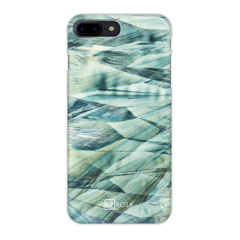 Caffeine Waves - iPhone 7 Plus Slim Line Case